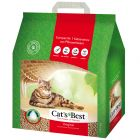 Cat's Best Öko Plus / Original kattsand, 10 l