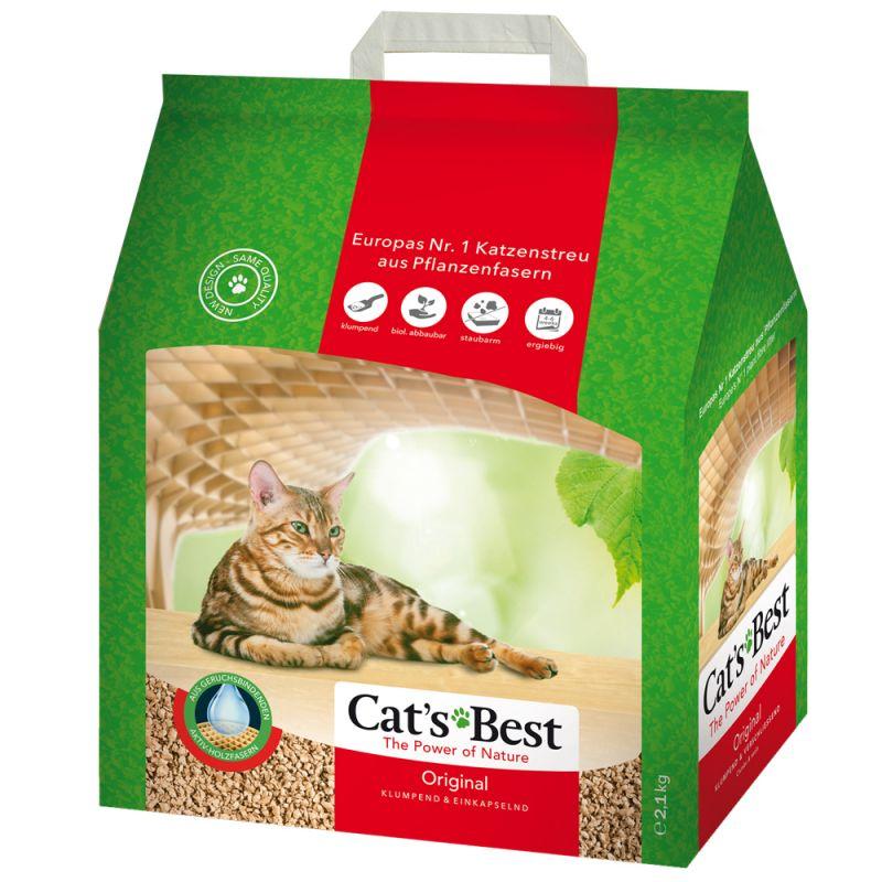 Cat's Best Original kattströ