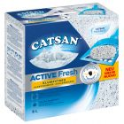 Catsan Active Fresh Clumping Litter