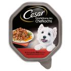 Cesar Chef's Choice in Gravy Trays 14 x 150g