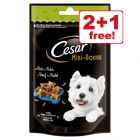 Cesar Mini Snacks - 2 + 1 Free!*