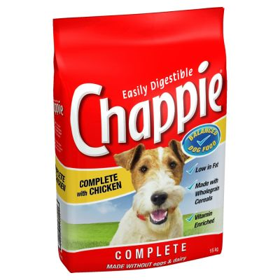Chappie Complete Chicken Amp Wholegrain Cereal Buy Now At