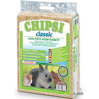 Chipsi Classic Knaagdierenstrooisel