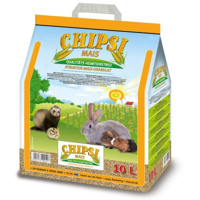 Chipsi Corn Cob Granule Litter