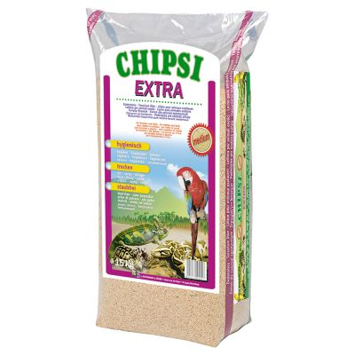 Chipsi Extra Beechwood Chips 15kg