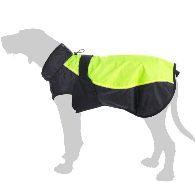 Chubasquero Illume Nite Neon para perros