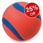 Chuckit! Ultra Dog Ball Medium - 25% Off!*