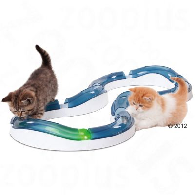 Circuit de jeu Catit Design Senses Super Roller pour chat