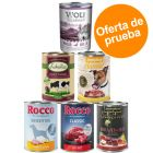 Comida húmeda premium 6 x 400 g - Pack mixto exclusivo