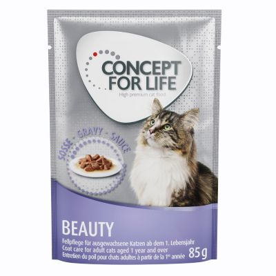 Concept for Life Beauty - i sås