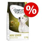 Concept for Life 1,5 kg til Spesialpris