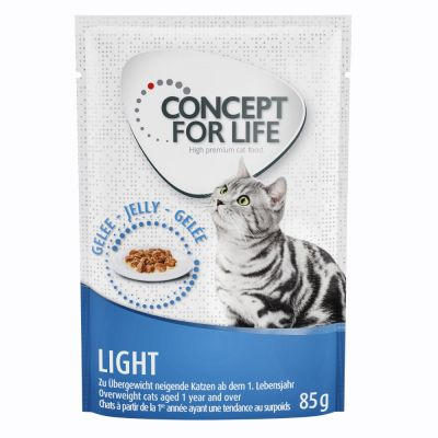 Concept for Life Light en gelée pour chat