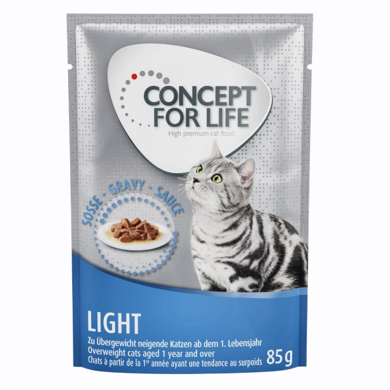 Concept for Life Light - i sås