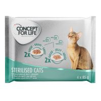 Concept for Life Mixed Trial Pack 4 x 85g