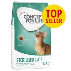 Concept for Life, Sterilised Cats