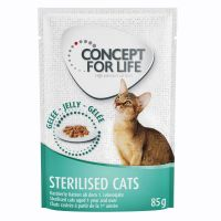 Concept for Life Sterilised Cats - aszpikban