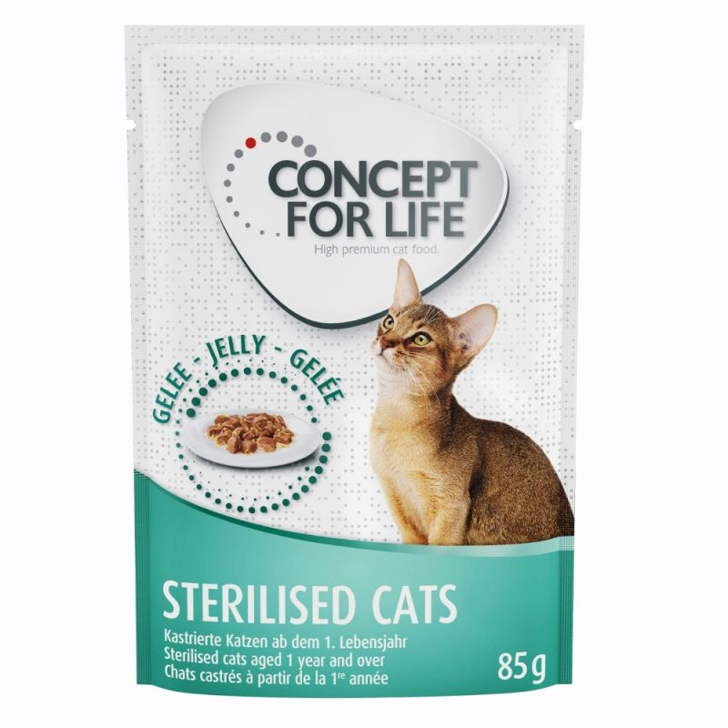 Concept for Life Sterilised Cats - i gelé