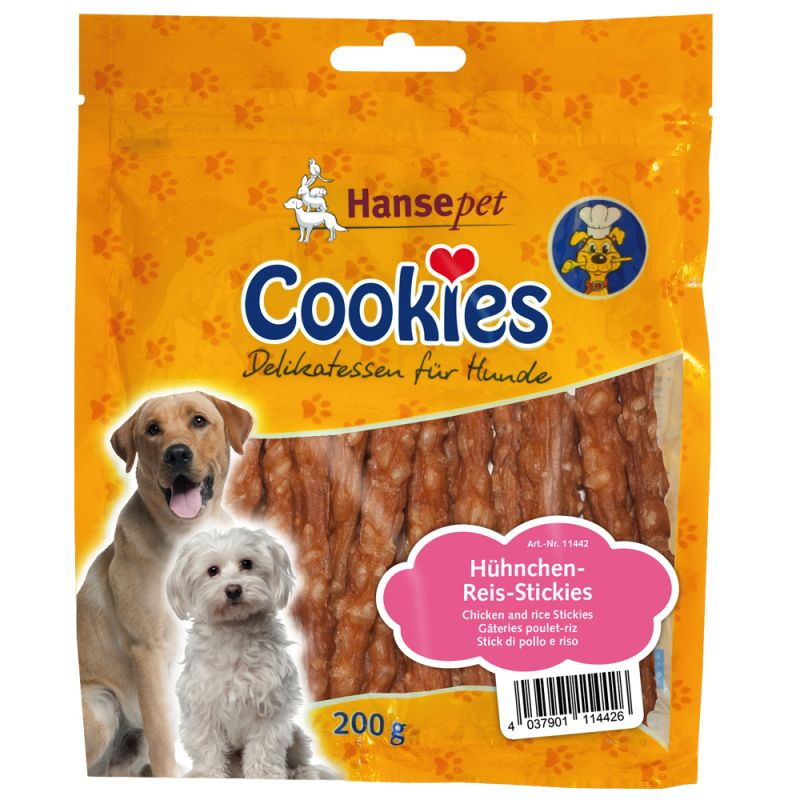 Cookie's Delicatessen Chicken and Rice Sticks