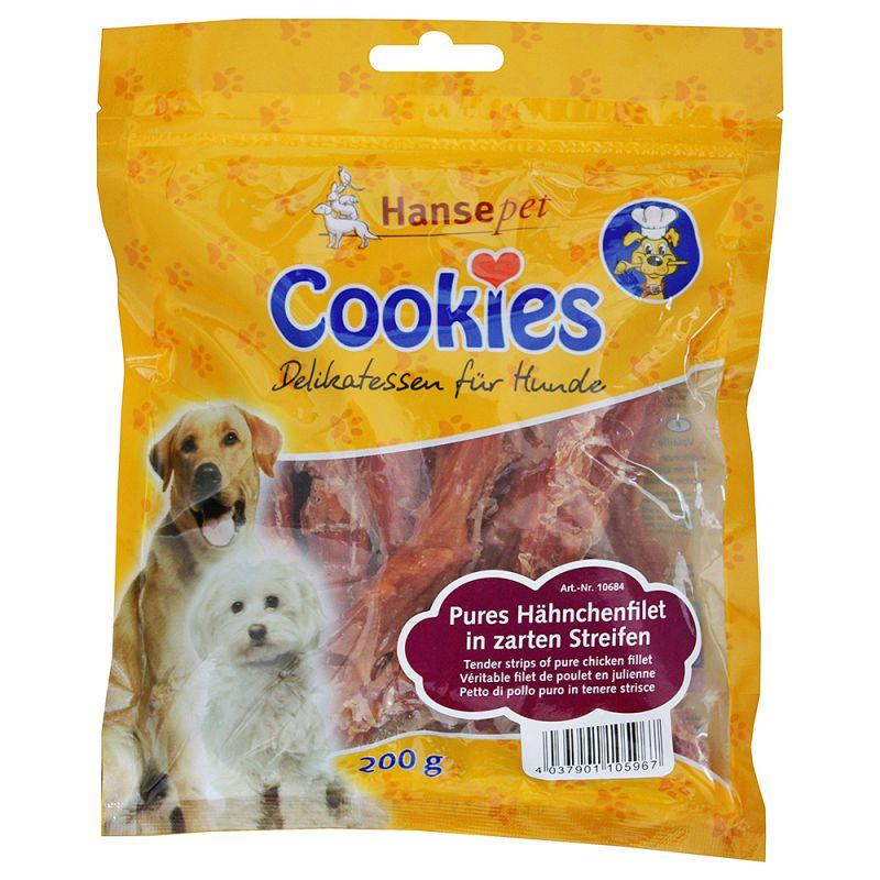 Cookie's Snacks - Chicken Fillets 200g