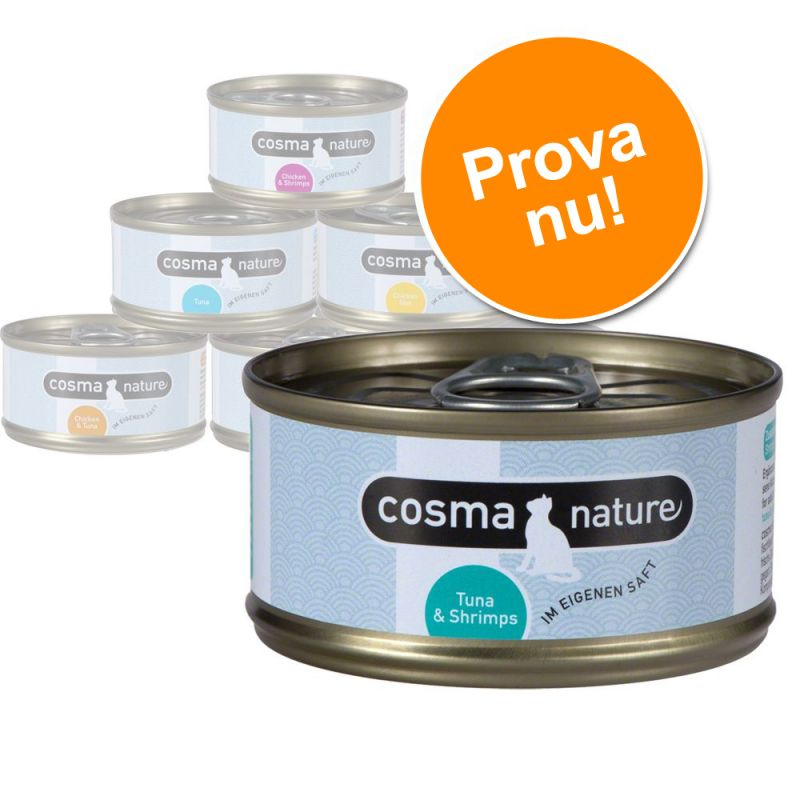 Cosma Nature blandat provpack