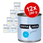 Cosma Nature 12 x 280 g - Pack Ahorro