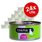 Cosma Original in Jelly Saver Pack 24 x 170g