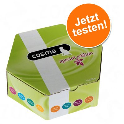 Cosma Schlemmerbox