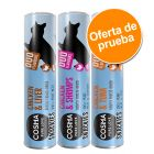 Cosma Snackies DUO snacks para gatos - Pack de prueba