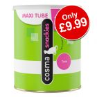 Cosma Snackies XXL Maxi Tube - Only £9.99!*