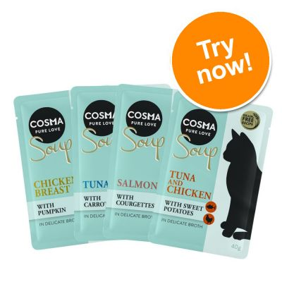 Cosma Soup Mixed Trial Pack