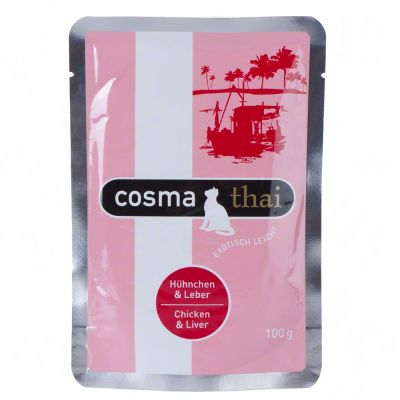 Cosma Thai in busta 24 x 100 g