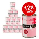 Cosma Thai in Jelly Saver Pack 12 x 400g