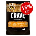 Crave Adult Dry Cat Food - 15% Off!*