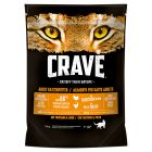 Crave Adult con pavo y pollo para gatos