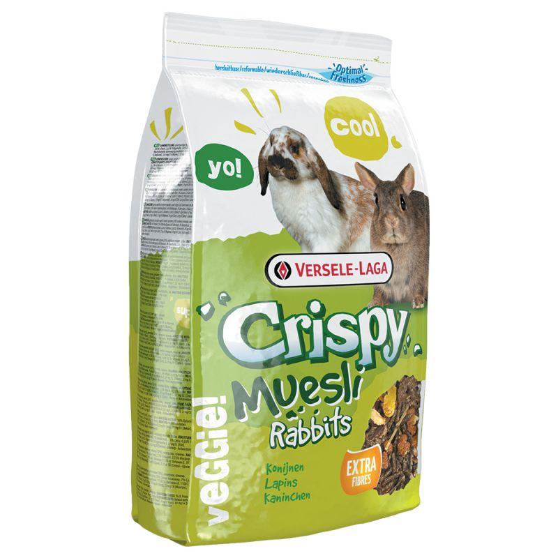 Crispy Muesli – Rabbit