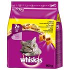 Crocchette Whiskas 7+ Senior Pollo