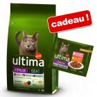 Croquettes Affinity Ultima 7,5 kg + sachets 4 x 85 g offerts !