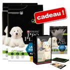 Croquettes PURINA PRO PLAN Puppy 2 x 12 kg + kit chiot offert !