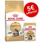 Croquettes Royal Canin Breed 4 / 10 kg + sachets 12 x 85 g  : 5 € de remise !