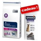 Croquettes Advance Veterinary Diets 10/12 kg + friandises Advance 150/155 g offertes !