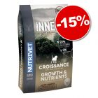 Croquettes Nutrivet Inne Dog Growth 12 kg : 15 % de remise !