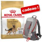 Croquettes Royal Canin Breed 12 kg + sac à dos Royal Canin offert !