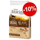 Croquettes True Instinct Cat 7 kg : 10 % de remise !