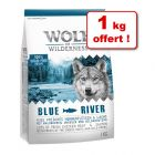 Croquettes Wolf of Wilderness 2 kg + 1 kg offert !