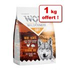 Croquettes Wolf of Wilderness Soft & Strong 2 kg + 1 kg offert
