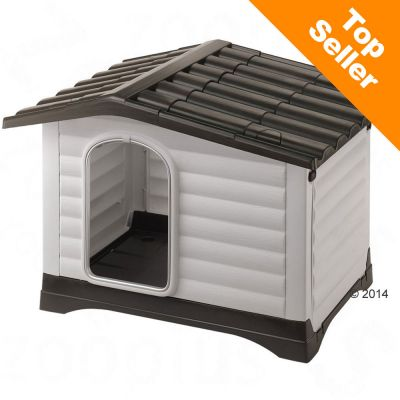 Casette Per Cani In Plastica.Cuccia Per Cani Ferplast Dogvilla