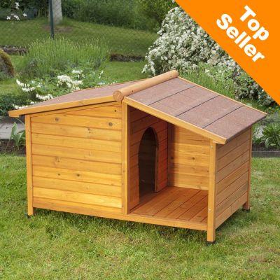 Cuccia per cani spike special zooplus for Cucce per gatti da esterno coibentate