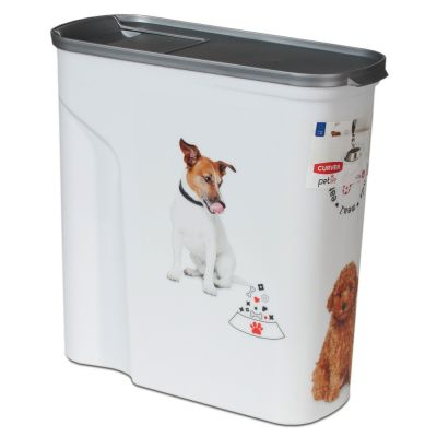 Curver Dry Dog Food Container