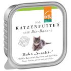 Defu Katze Pate Sensitive 16 x 100 g
