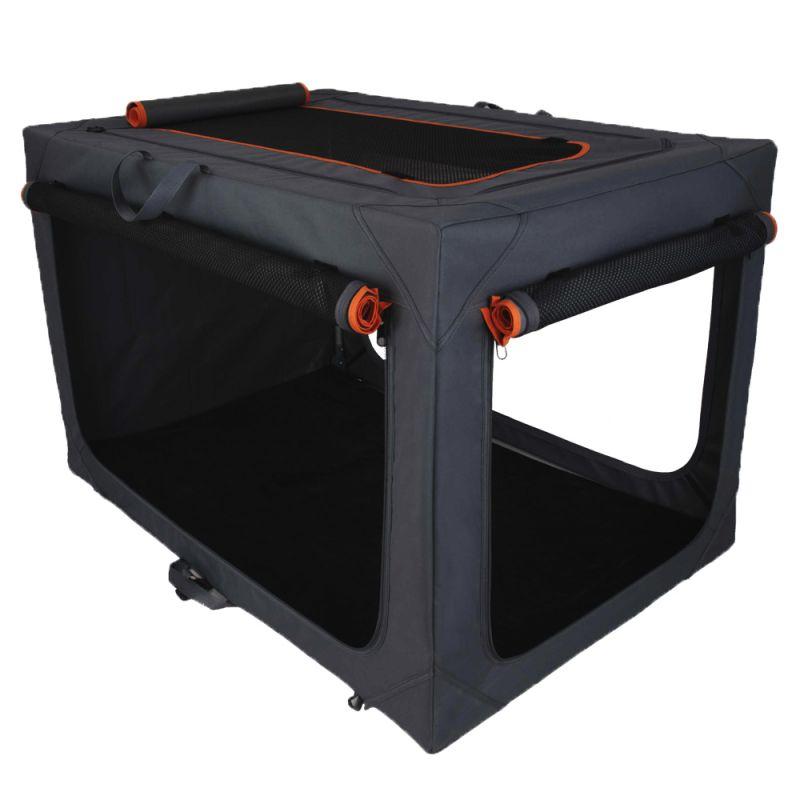 Deluxe Aluminium Folding Nylon Crate